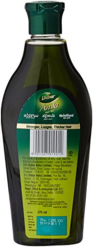 Dabur Amla Oil- 275ml