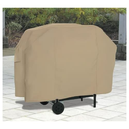 Large Terrazzo Cart BBQ Cover
