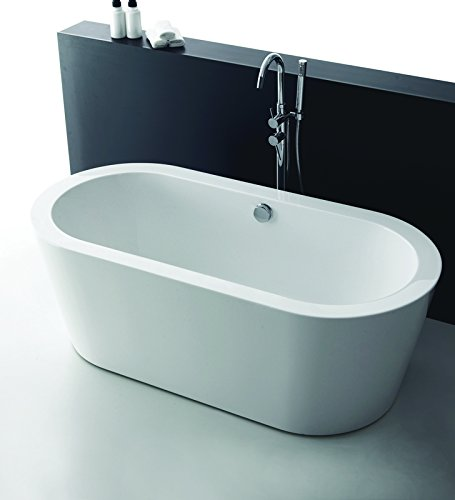 Empava-A1505W-Luxury-Modern-Bathroom-Freestanding-Bathtub