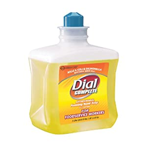 Amazon.com: Dial Complete 00034 Antimicrobial Foaming Hand