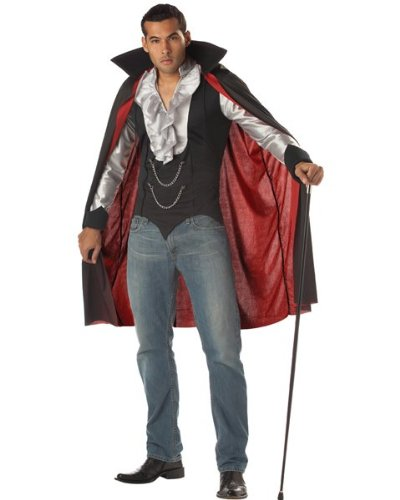 California Costume Collections CC01067-XL Mens Very Cool Vampire Costume Size X-Large