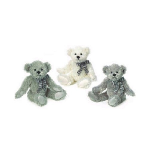 Murdoch Bear White