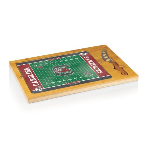 Ncaa South Carolina Gamecocks Icon Cheese Set (3-Piece)