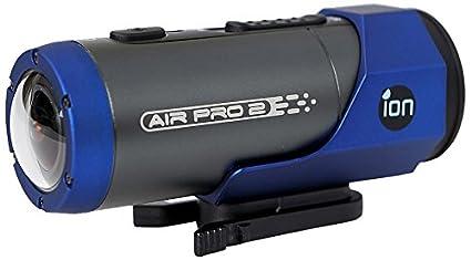 Ion 1023 Caméra Air Pro 2 HD Wifi Noir/bleu