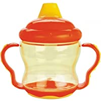 Nuby 207ml Twin Handle Cup (Colours May Vary)