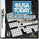 USA Today Crossword Challenge - Nintendo DS