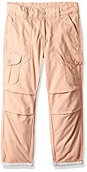 Cherokee Boys' Trousers (267984512_Khaki_2 - 3 years)