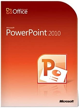 Microsoft PowerPoint 2010 (2 PC / 1 User) [Download]