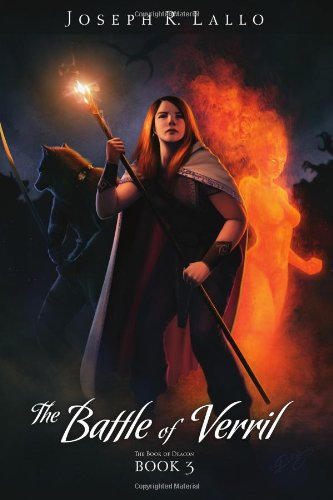 Cover of The Battle of Verril: The Book of Deacon (Volume 3)