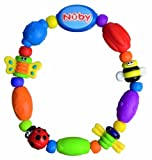 NewBorn, Baby, Nuby Bug A Loop Teether Bead, Colors May Vary New Born, Child, Kid