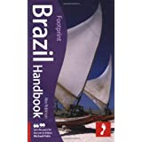 Brazil Handbook Footprint Travel Guidesby Alex Robinson