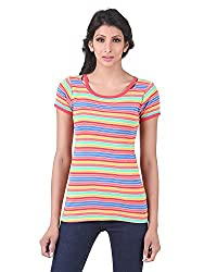 Juelle Women's Blended Red Top
