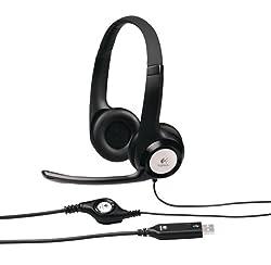 Logitech H390 - Auriculares USB