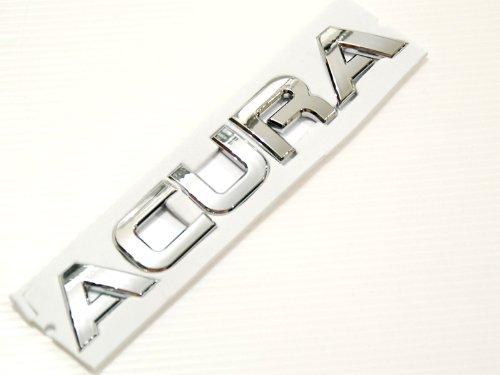 Honda Acura Chrome Logo Sign Emblem Decal Civic Accord City NSX Fit (Integra Emblem For Rsx compare prices)