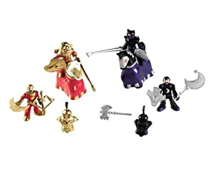 Fisher-Price Imaginext Good vs Bad Knights
