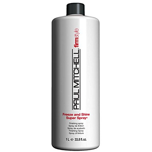 Paul Mitchell Freeze & Shine Super Spray 33.8 Ounces (Firm Freeze compare prices)