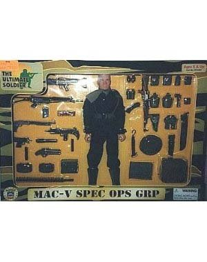 The Ultimate Soldier Mac-V Spec Ops Grp
