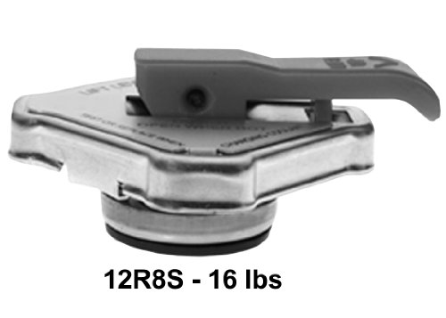 ACDelco 12R8S Professional 16 P.S.I. Safe Release Radiator Cap (Subaru Xv Radiator Cap compare prices)