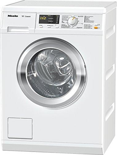 Miele WDA 110 WCS Waschmaschine Frontlader / A++ / 179 kWh / Jahr / 1400 UpM / 7 kg / Lotusweiß / 9800 Liter / Jahr / Schontrommel / Restzeitanzeige