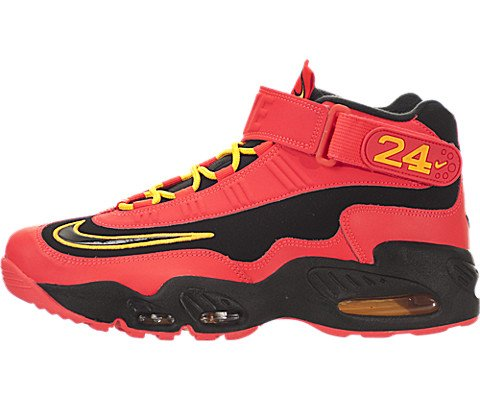 Nike Men's Air Griffey Max 1 BlackBlackLsr CrmsnAtmc Mng