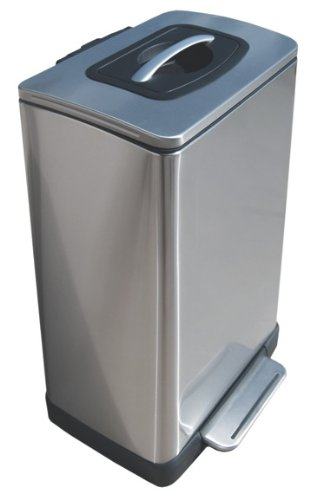 TK10 Trash Krusher (stainless steel) (25.5