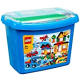 Dynamic Lego Creator Deluxe Brick Box (5508) with accompanying LEGO Storage Bag