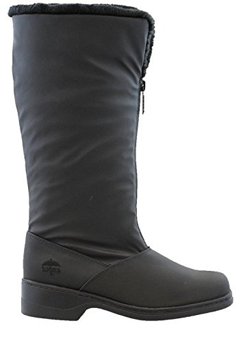 Totes Womens Cameron Snowboot Black 8m Pretty In Boots