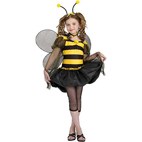 Preteen Bumble Bee Halloween Costume
