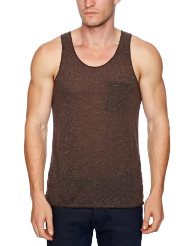 Second Sunday Raw Tank/Pocket Plain Men's Tank Top