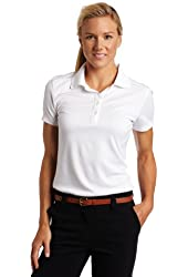 Callaway Women's Short Sleeve 4 Button Chevron Polo