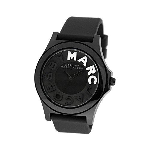 マークバイ マークジェイコブス クオーツ レディース 腕時計 MBM4025 ブラック[並行輸入品]