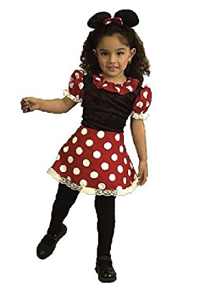 little miss minnie mouse toddler costume infant and toddler costumes clothing. Black Bedroom Furniture Sets. Home Design Ideas