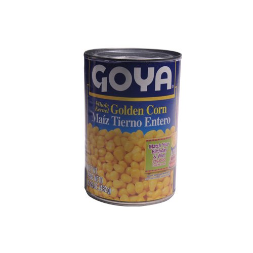 Goya Whole Kernel Golden Corn goya пиджак