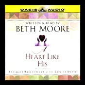 A Heart Like His: Intimate Reflections on the Life of David | [Beth Moore]