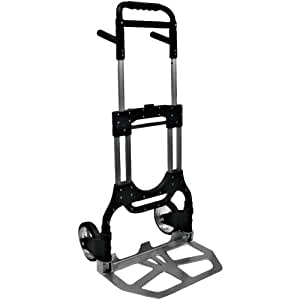 Monster Trucks H-H003L Heavy-Duty Foldable Hand Truck