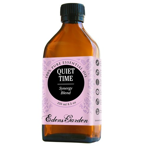Quiet Time Synergy Blend Essential Oil (previously known as Peace) by Edens Garden- 250 ml
