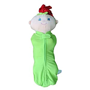 Woombie Peanut Plush Doll, Lucy