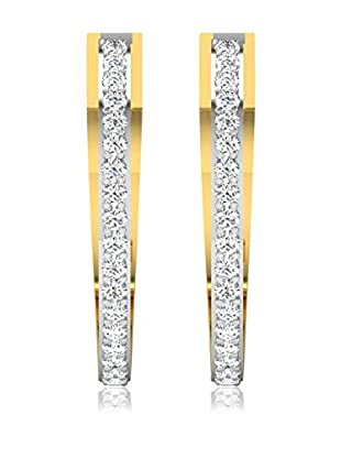 Friendly Diamonds Pendientes FDT11518Y Oro Amarillo