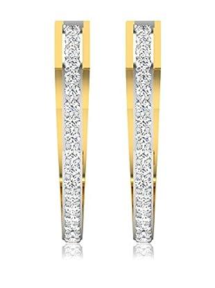 Friendly Diamonds Pendientes FDT11518Y Oro Amarillo