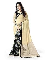 Glory Sarees Womean's designer half half saree vn17