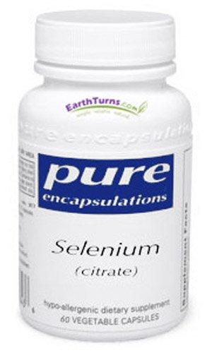 Pure Encapsulations - Selenium (Citrate) 200 Mcg 60 Vcaps