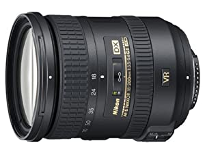 Nikon AF-S DX 18-200mm f/3.5-5.6G ED VRIIAF-S DX 18-200/3.5-5.6G ED VRII