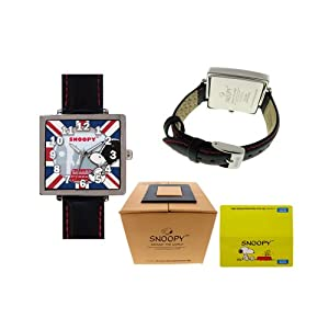 Snoopy Watch Around the World Limited Edition-England