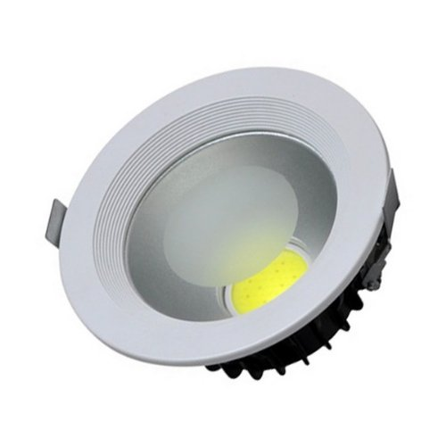 Lenoled 8-Inch Led Downlight 30W White Cob Led Excellent Lighting Effect