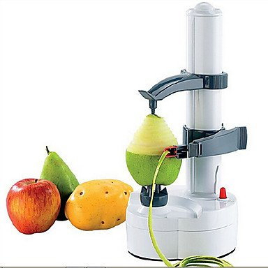 LWW Automatic Electric Fruit Potato Peeler Tool without Adapter