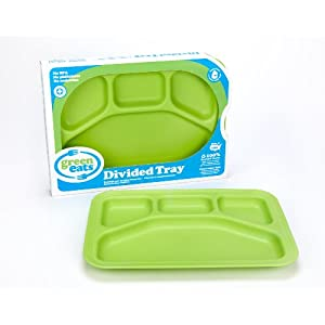 Green Eats Divided Tray
