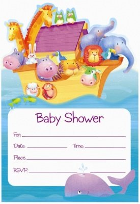 Baby Shower Invitation Messages