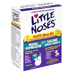 Little Noses Stuffy Nose Kit, 1 Kit (Pack Of 3) front-928720