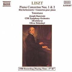 Liszt: Piano Concertos Nos. 1 And 2 / Totentanz