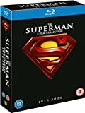 The Complete Superman Blu Ray 1 - 5 Movie Collection: Superman, Superman 2, Superman 3, Superman 4: Quest for Peace and Superman Returns
